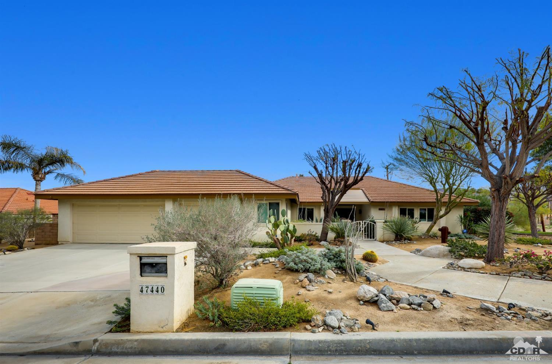 47440 Heliotrope Drive, Palm Desert