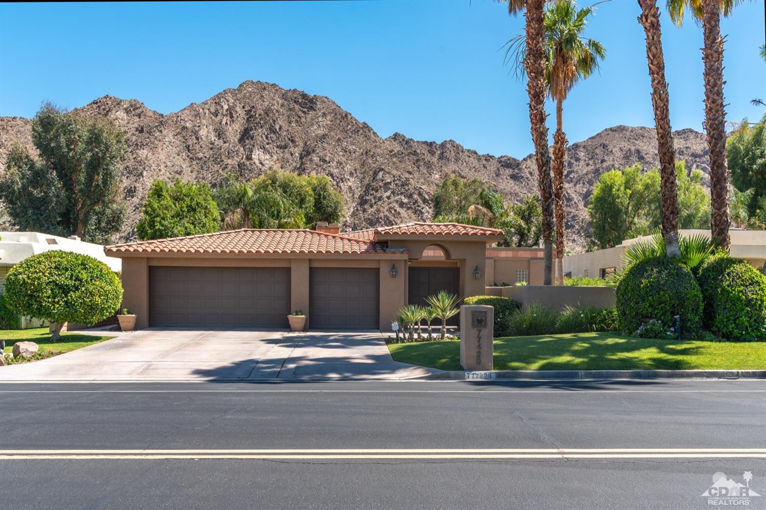 77429 Iroquois Drive, Indian Wells