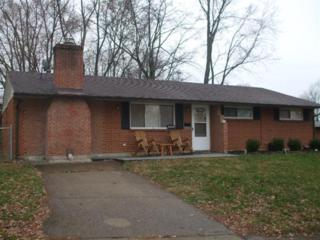 6128  Sandbury Dr  , Huber Heights, OH 45424 (MLS #598422) :: The Gene Group
