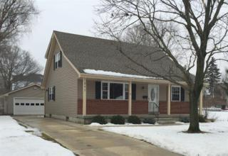 277 N Galloway St  , Xenia, OH 45385 (MLS #604015) :: Denise Swick and Company
