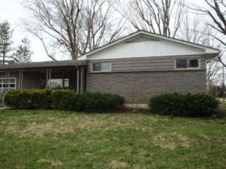 116 S East St  , Bellbrook, OH 45305 (MLS #606628) :: The Gene Group