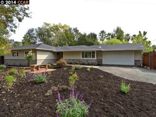24  Tice Valley Ln  , Walnut Creek, CA 94595 (#40678656) :: The Bennett Team
