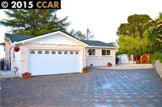 1952  Montclair Court  , Walnut Creek, CA 94597 (#40694865) :: The Bennett Team