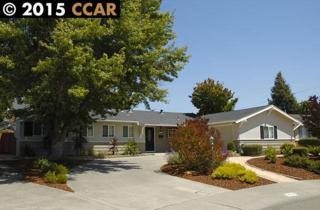 2828  San Benito Dr  , Walnut Creek, CA 94598 (#40699456) :: The Bennett Team