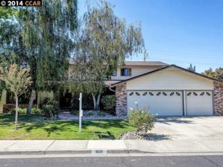 3120  Meadow View Ln  , Walnut Creek, CA 94598 (#40671451) :: The Bennett Team