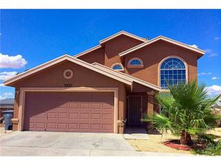 3832  Tierra Joya Place  , El Paso, TX 79938 (MLS #560793) :: The Brian Burds Home Selling Team