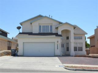 12008  Parchment Place  , El Paso, TX 79936 (MLS #560822) :: The Brian Burds Home Selling Team