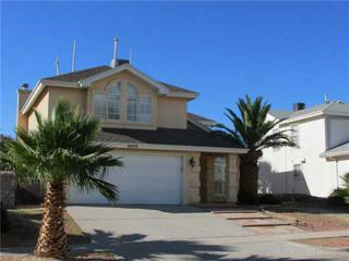 6953  Black Ridge Drive  , El Paso, TX 79912 (MLS #561226) :: The Brian Burds Home Selling Team