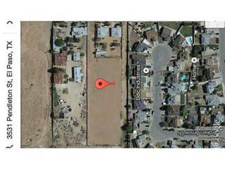 3535  Pendleton Street  , El Paso, TX 79936 (MLS #562798) :: One Realty El Paso