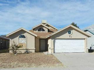5017  Cedar Sands Lane  , El Paso, TX 79924 (MLS #569525) :: The Brian Burds Home Selling Team