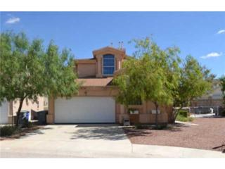 12717  Tierra Galvez Court  , El Paso, TX 79938 (MLS #569719) :: The Brian Burds Home Selling Team