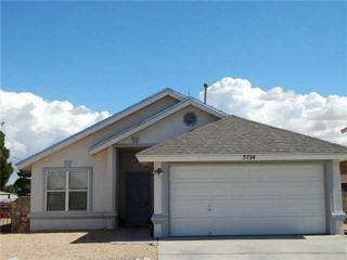 3724  Fiddlewood Circle  , El Paso, TX 79936 (MLS #570683) :: One Realty El Paso