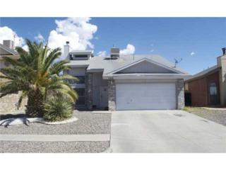 1108  Chiricahua Drive  , El Paso, TX 79912 (MLS #570924) :: The Brian Burds Home Selling Team