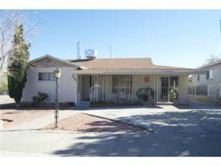 3308  Pierce Avenue  , El Paso, TX 79930 (MLS #571600) :: The Brian Burds Home Selling Team