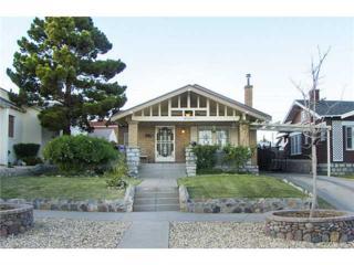 3107  Wheeling Avenue  , El Paso, TX 79930 (MLS #571732) :: The Brian Burds Home Selling Team