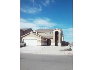 14427  Coyote Trail Drive  , El Paso, TX 79938 (MLS #571765) :: The Brian Burds Home Selling Team