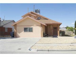 12255  Russolo Drive  , El Paso, TX 79936 (MLS #573063) :: The Brian Burds Home Selling Team