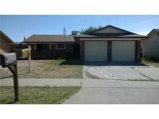 10832  Tourmaline Street  , El Paso, TX 79924 (MLS #573486) :: The Brian Burds Home Selling Team