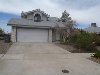 1117  Coyote Lane  , El Paso, TX 79912 (MLS #573491) :: The Brian Burds Home Selling Team