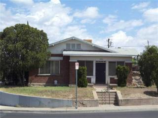 4301  Trowbridge Drive  , El Paso, TX 79903 (MLS #574295) :: The Brian Burds Home Selling Team