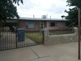 5016  Knox Drive  , El Paso, TX 79904 (MLS #574682) :: One Realty El Paso