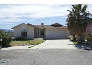 120  Calle Olaso Drive  , El Paso, TX 79932 (MLS #574751) :: The Brian Burds Home Selling Team