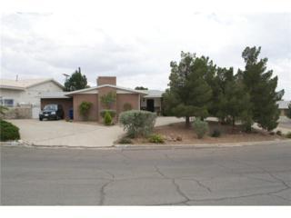 4420  Wallington Drive  , El Paso, TX 79902 (MLS #574956) :: The Brian Burds Home Selling Team