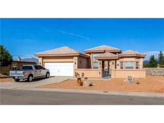 6360  Mitzi Bond  , El Paso, TX 79932 (MLS #575052) :: The Brian Burds Home Selling Team