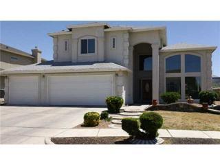 12432  Tierra Sauz Drive  , El Paso, TX 79938 (MLS #575156) :: One Realty El Paso