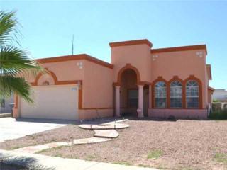 12640  Sun Trail Drive  , El Paso, TX 79938 (MLS #560413) :: The Brian Burds Home Selling Team