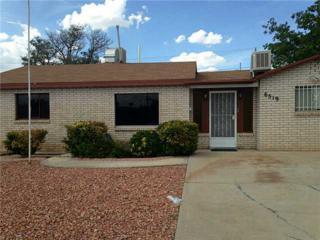 6519  Aztec Road  , El Paso, TX 79925 (MLS #560674) :: The Brian Burds Home Selling Team