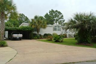 262  Edgewood Terrace  , Santa Rosa Beach, FL 32459 (MLS #717884) :: Scenic Sotheby's International Realty