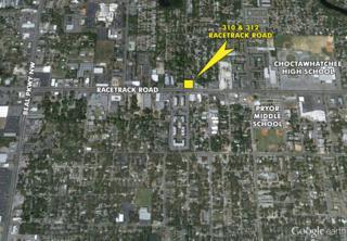 310 NE Racetrack Road  , Fort Walton Beach, FL 32547 (MLS #719669) :: Somers & Company