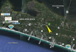 1 Acre  Hwy 98  , Santa Rosa Beach, FL 32459 (MLS #721002) :: Somers & Company
