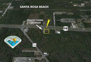 1.13 Acres  Hwy 98  , Santa Rosa Beach, FL 32459 (MLS #722875) :: Somers & Company