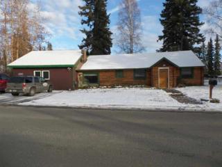 101  E Street  , Fairbanks, AK 99701 (MLS #126696) :: Madden Real Estate