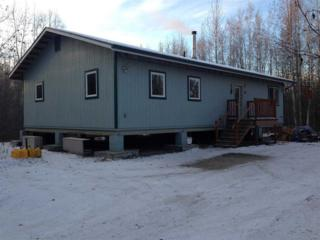 611  Funk Road  , Fairbanks, AK 99712 (MLS #126953) :: Madden Real Estate