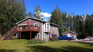 353  Skyridge Drive  , Fairbanks, AK 99712 (MLS #127997) :: Madden Real Estate