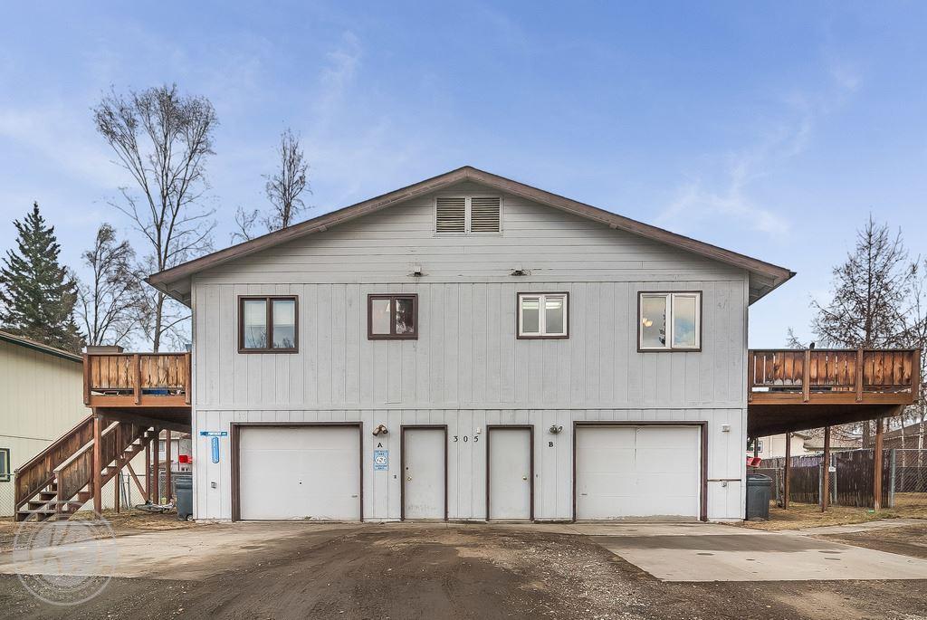 305 cindy drive fairbanks ak 99701 mls 130946 for Alaska home builders