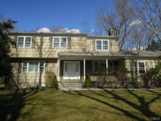 58  High Ridge Road  , Trumbull, CT 06611 (MLS #99100730) :: The CT Home Finder at Keller Williams