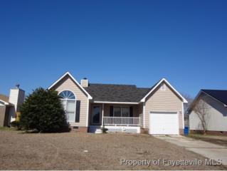 5686  Juneberry Lane  , Fayetteville, NC 28304 (MLS #420384) :: Weichert Realtors, On-Site Associates
