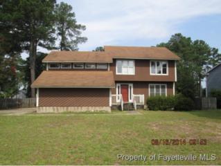 3471  Thorndike Drive  , Fayetteville, NC 28311 (MLS #431599) :: Weichert Realtors, On-Site Associates