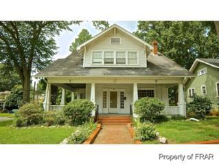 318  Cross St  , Sanford, NC 27330 (MLS #434079) :: Weichert Realtors, On-Site Associates