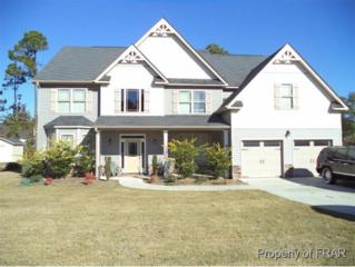 1183  Coachman Way  , Sanford, NC 27332 (MLS #436088) :: Weichert Realtors, On-Site Associates