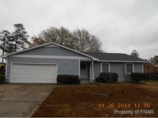 929  Brookridge Dr  , Fayetteville, NC 28314 (MLS #436499) :: Weichert Realtors, On-Site Associates