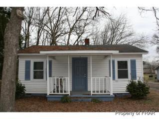 727  Montgomery St.  , Fayetteville, NC 28301 (MLS #441363) :: Weichert Realtors, On-Site Associates