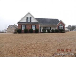 103  Allegiance Street  , Raeford, NC 28376 (MLS #441368) :: Weichert Realtors, On-Site Associates