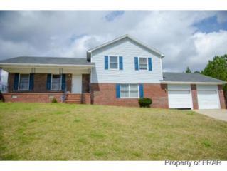7140  Woodmark Drive  , Fayetteville, NC 28314 (MLS #442583) :: Weichert Realtors, On-Site Associates