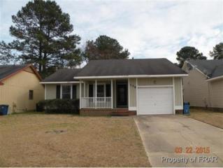 709  Mosswood Ln  , Fayetteville, NC 28311 (MLS #443609) :: Weichert Realtors, On-Site Associates