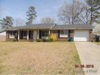 1539  Rossmore Drive  , Fayetteville, NC 28314 (MLS #444065) :: Weichert Realtors, On-Site Associates